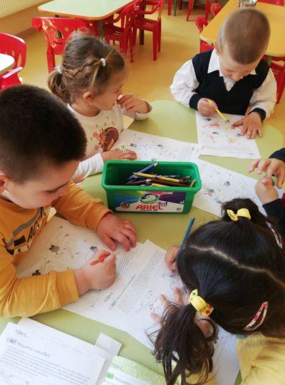 """ПРОЕКТ BG05M2OP001-3.005-004 """"Активно приобщаване в системата на предучилищното образование"""" - Изображение 7"""